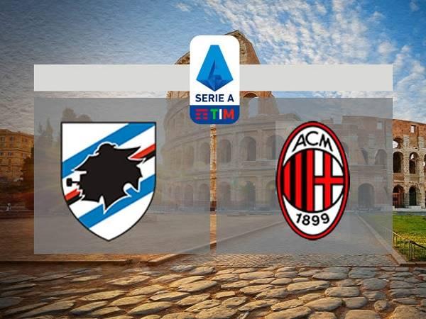 Soi kèo Sampdoria vs AC Milan 00h30, 30/07 - VĐQG Italia