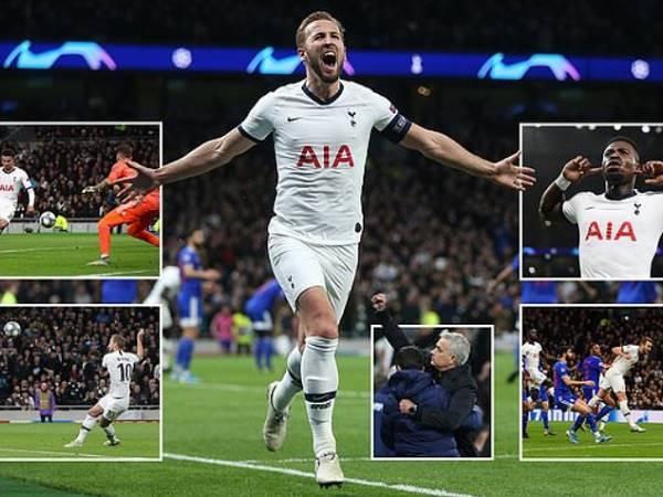 Tottenham 4-2 Olympiakos: Chiến thắng ngược dòng