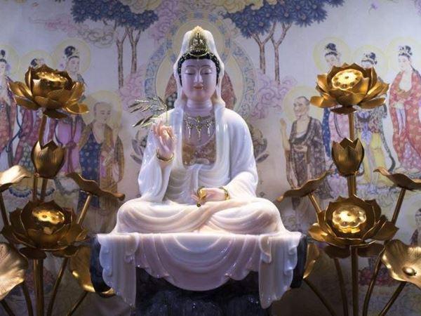 Mơ thấy Phật đánh ngay cặp số nào khả năng vào bờ cao?