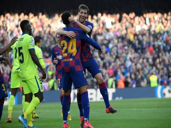 Nhận định bóng đá Barcelona vs Getafe, 3h00 ngày 23/4