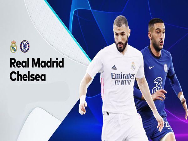 Nhận định, soi kèo Real Madrid vs Chelsea, 02h00 ngày 28/4 - Cup C1