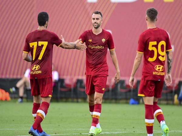 Bóng đá Ý chiều 16/7: Roma giành chiến thắng 10-0