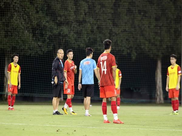Bóng đá VN 20/10: HLV Park Hang Seo chốt danh sách U23 Việt Nam