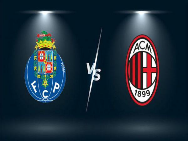 Dự đoán kèo Porto vs Milan, 2h00 ngày 20/10 - Cup C1 Châu Âu