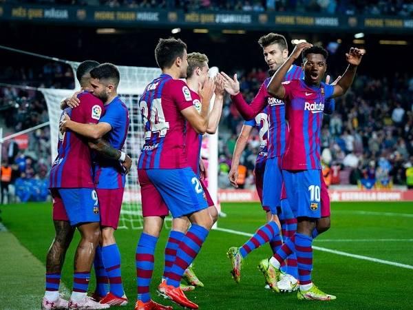 Tin Barca 18/10: Barcelona ngược dòng thành công